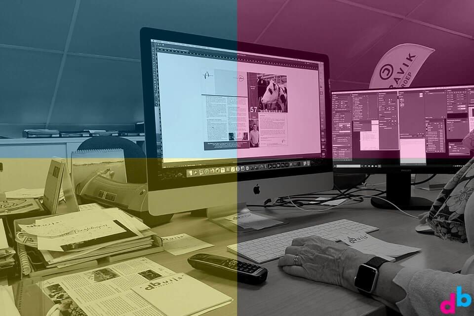 Drukkerij Buijs - Diensten - Prepress - DTP - Desktop Publishing