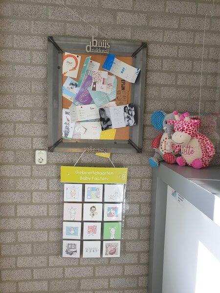 Drukkerij Buijs - Drukwerk Trouwkaarten Geboortekaartjes