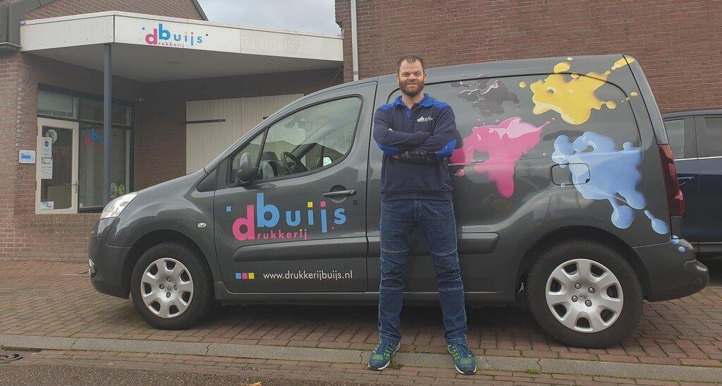 Drukkerij Buijs - Eigenaar Sjoerd